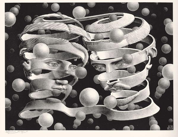 Escher: Vincolo d'unione