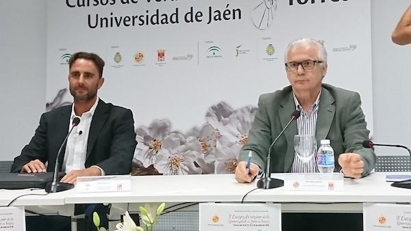 Baltasar Garzón con Hervé Falciani