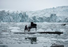 Glaciar Wahlenbergbreen, Svalbard, Noruega, 16 de junio de 2016. © Pedro Armestre/ Greenpeace.