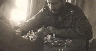 Fidel Castro y el ajedrez