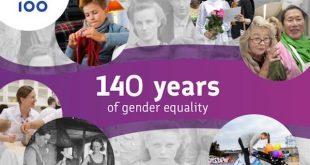 Finlandia, 140 años de igualdad de género