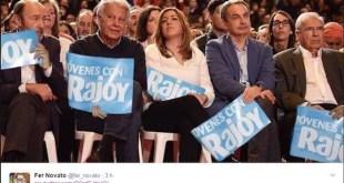 La costurera Susana retrasa la hora del PSOE