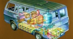 GM: pilas de hidrógeno cumplen 50 años