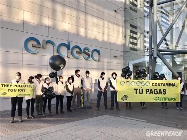 Greenpeace-Endesa-contamina-pagas