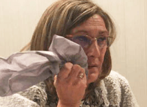 Sonia Gumpert, decana en funciones del ICAM, agredida en la jornada electoral