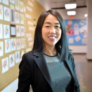Helen Gym, concejala demócrata de Filadelfia