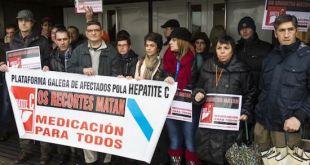 Hepatitis C: afectados en España reclaman 200 millones de euros