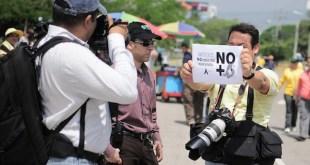 Honduras retrocede en derechos humanos y libertad de expresión
