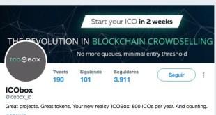 ICOBox lanza IpTS: tecnología de Intercambio de Fichas Inter-proyecto