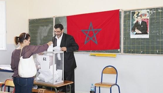 Marruecos elecciones 2015