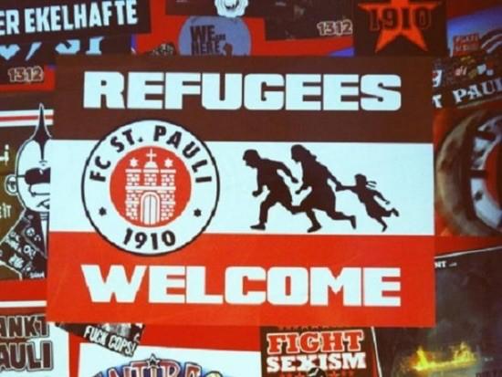 El Sant Pauli ha elaborado su plan para acoger a refugiados.