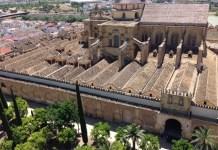 Imagen de la Mezquitz-Catedral de Córdoba desde su torre