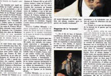 Interviú número 331. Carlitos Miranda, el verdadero Niño de las Monjas