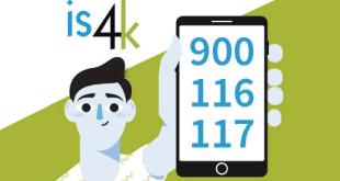 IS4K el teléfono de Internet seguro para niños y adolescentes