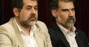 Amnistía: cargos de sedición contra Sánchez y Cuixart son excesivos