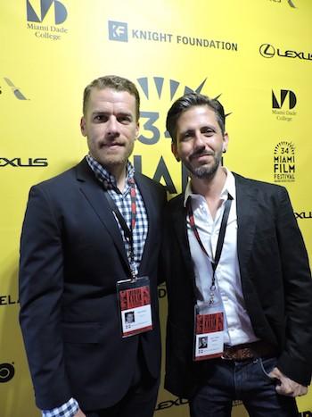 Juan Mejía y Jake Kheel