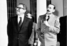 Kissinger y Videla