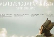 Programación de La Joven Compañía contra el acoso escolar
