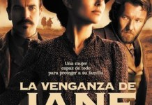 La venganza de Jane, cartel