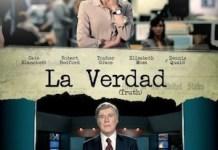 "poster de ""La verdad"""
