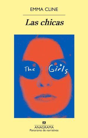 Las chicas, portada de Anagrama