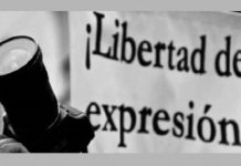 Libertad de expresión está bajo asedio