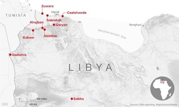 En Libia se venden esclavos por menos de 400€