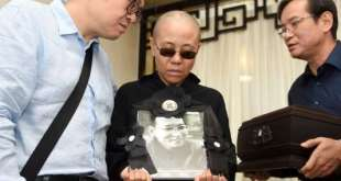 La viuda del Nobel Liu Xiaoboo reaparece en Internet