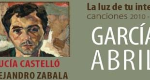 La luz de tu interior, homenaje de Lucía Castelló a García Abril