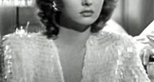 Madeleine Lebeau en Casablanca