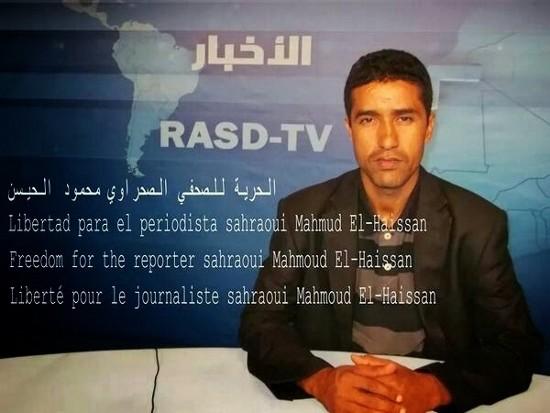 Mahmud Haissan, periodista