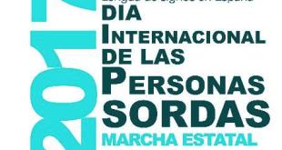 Personas sordas piden derechos reconocidos