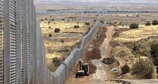 Construcción del muro entre Marruecos y Argelia.