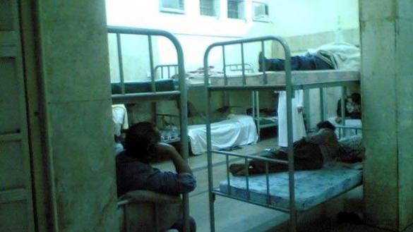 Marruecos, masificación en la prisión de Kenitra