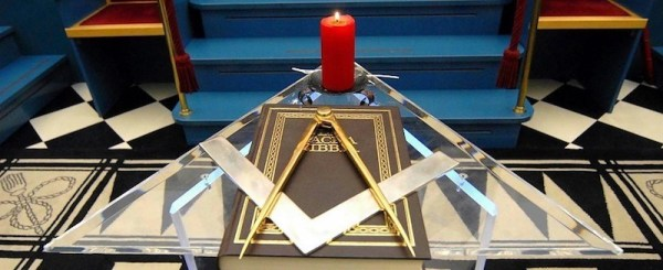 Masoneria en Italia, simbologia.