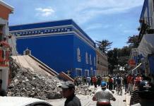 En Puebla se han deteriorado edificios de gran valor histórico.