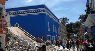 Terremoto en México, datos y cifras