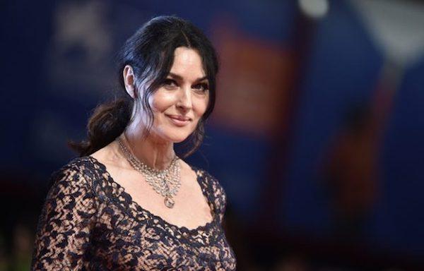 Monica Bellucci en la apertura de Cannes 2017