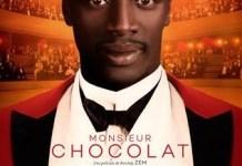Monsieur Chocolat, cartel