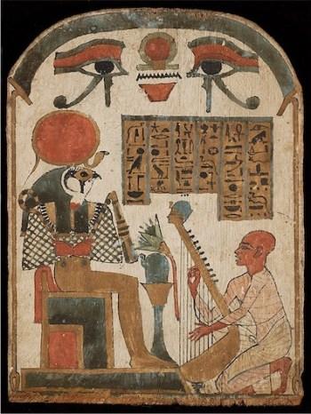 Músicas de la antigüedad en Egipto