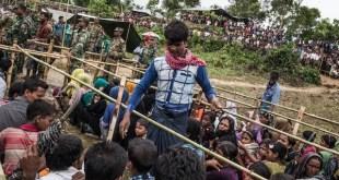 """Rohinyás: """"apartheid"""" en el estado de Eajine, en Myanmar"""
