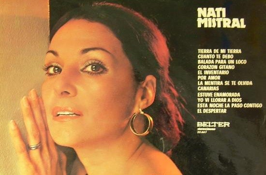 Nati Mistral, rosa de Madrid, ha fallecido