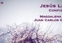Portada del CD Confidencias, un trabajo que recoge las obras para voz y piano de Jesús Legido