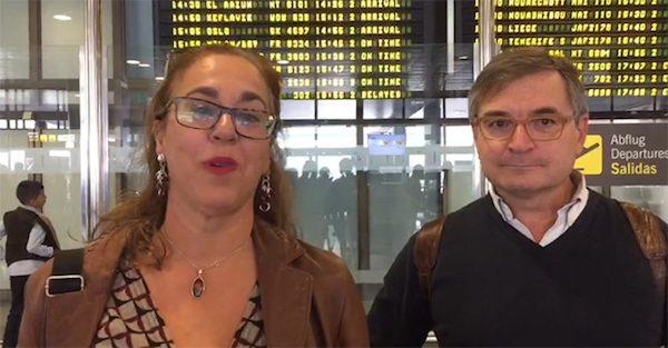 Nieves Cubas y José Revert Calabuig