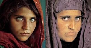 Sharbat Gula, la niña afgana. Steve McCurry©