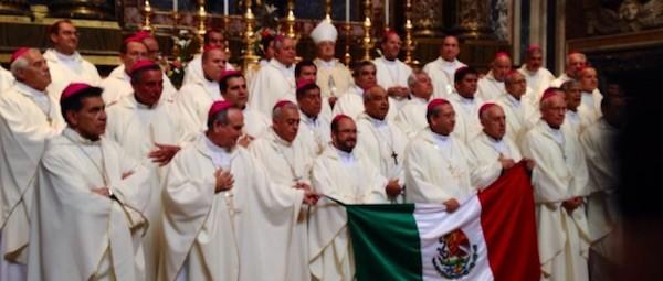 obispos mexicanos