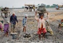 OIT-ILO: 152 millones de niños entre 5 y 17 años están en situación de trabajo infantil.