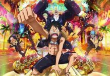 One piece gold, cartel