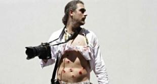 Violencia policial contra la prensa en Argentina