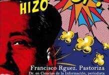 Cartel de la conferencia de Paco Pastoriza en Ourense sobre el pop-art